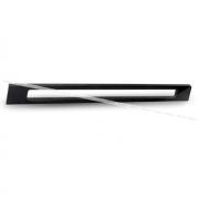 Ручка-скоба 320мм черный глянец G029.0320.GB