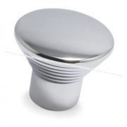 Ручка-кнопка D24мм хром GA0904
