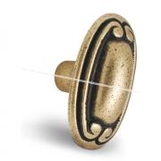 Ручка-кнопка бронза состаренная GG1205