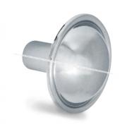 Ручка-кнопка D29мм хром GG2904