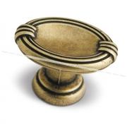 ATENA Ручка-кнопка бронза состаренная GG3205