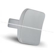 Ручка-кнопка хром матовый GG4308