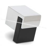 TRANSFORMER Ручка-кнопка хром/черный глянец GL6604AOB