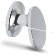 Ручка-кнопка хром GN0604