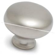 Ручка-кнопка D32мм никель матовый GP1606