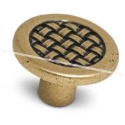 DAFNE Ручка-кнопка D35мм бронза состаренная GR0805