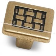 DAFNE Ручка-кнопка бронза состаренная GR1005