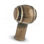 SIPARIO Ручка-кнопка бронза состаренная GW2335