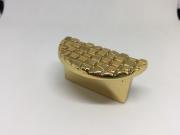 Ручка-скоба 32мм, отделка золото глянец 8.1039.0032.10