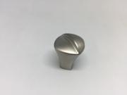 Ручка-кнопка, отделка никель шлифованный 8780/038