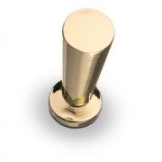 Ручка-кнопка K-1010 OT отделка золото глянец