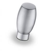 Ручка-кнопка, 14,5*26 мм K-1020 SC