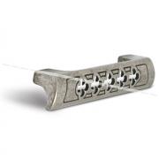 Ручка-скоба 128мм серебро состаренное M1353A00ARVL