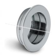 Ручка-раковина D42мм хром MD0104