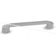 NICK Ручка-скоба 160мм хром матовый NIK.160.GR