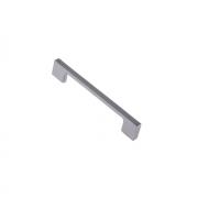 Ручка-рейлинг, 160*10*30 мм,  128 мм R-3030-128 SC