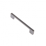 Ручка-рейлинг, 160*10*30 мм,  128 мм R-3030-128