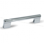 Ручка-рейлинг 128мм хром RE8104/128