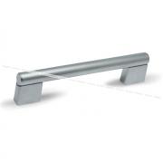 Ручка-рейлинг 128мм хром матовый RE8108/128
