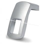 QUADRA Ручка-кнопка 16мм хром матовый RG0808