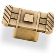 Ручка-кнопка, 45*21,5*24 мм RK-016 BA