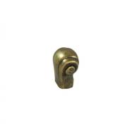 Ручка-кнопка, оксидированная бронза RK-079 OAB