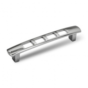 QUADRA Ручка-скоба 160мм хром RR0804/160