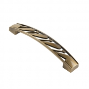 Ручка-скоба, 155*24,5*25 мм, 128 мм RS-043-128 BA