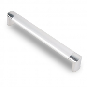 Ручка-скоба, 202*24*30 мм, 192 мм S-4020-192