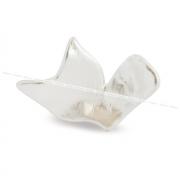 Ручка-кнопка серебро матовое S8105.05