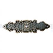 Накладка декоративная бронза патинированная SD0202
