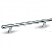 Ручка-рейлинг 96мм хром U-008-96-G4