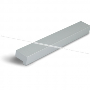 Профиль-ручка 160мм алюминий UA02C00/160