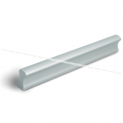 Профиль-ручка 128мм алюминий UA03C00/128