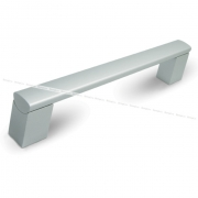 Ручка-рейлинг 128мм алюминий UA09C00/128