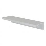 Профиль-ручка 80мм алюминий UA45C00/80