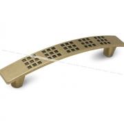 Ручка-скоба 96мм бронза состаренная UG3005/96