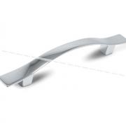 Ручка-скоба 96мм хром UN0604