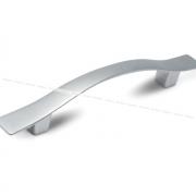 Ручка-скоба 96мм хром матовый UN0608