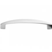 Ручка-скоба 128мм хром матовый UN1708
