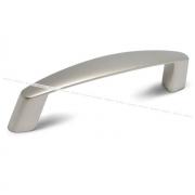 Ручка-скоба 96мм никель матовый UN1806