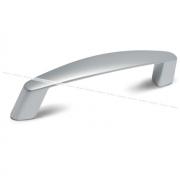 Ручка-скоба 96мм хром матовый UN1808