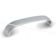 Ручка-скоба 128мм хром матовый UN4508/128