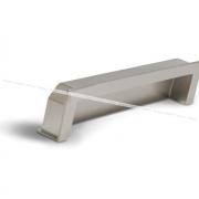 Ручка-раковина 128мм никель матовый UN5006/128