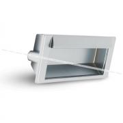 Ручка-раковина 128мм хром UN6304/128