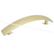 Ручка-скоба 128мм золото матовое UN8703/128/MAT