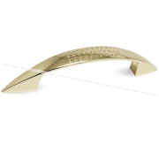 Ручка-скоба 96мм золото UN8803/96