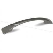 Ручка-скоба 96мм хром вулканический серый UN90VG/96