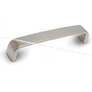 Ручка-скоба 128мм никель матовый UN9406/128