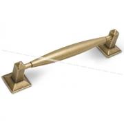 Ручка-скоба 96мм бронза состаренная UR0305